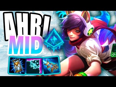 IS GLACIAL AUGMENT AHRI STILL OP?! - Ahri Mid - League of Legends