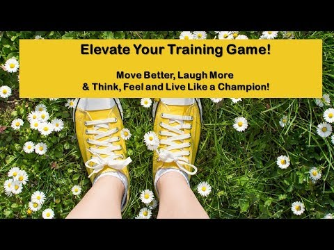 Elevate Your Training Game - Train Smarter