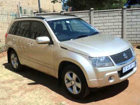 2009 suzuki grand vitara 3 2 v6 a t auto for sale on auto trader south africa youtube. Black Bedroom Furniture Sets. Home Design Ideas