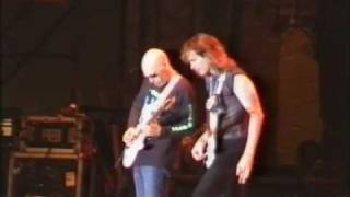 Joe Satriani Red with Steve Vai Robert Fripp