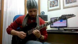 A Ilha (Armandinho) - Solo de Guitarra - Duda Goldani