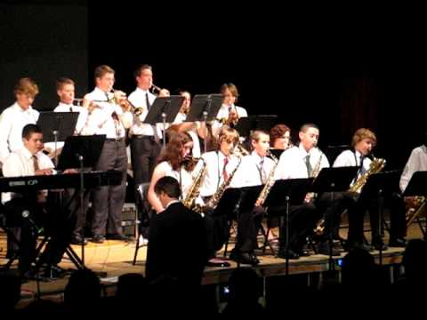 Point Pleasant  Midddle School Jazz Band-