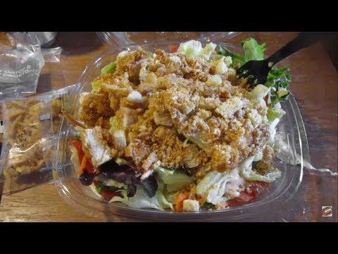 Wendy's Spicy Buffalo Chicken Salad