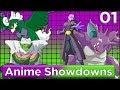 Pokemon Showdown Doubles AnimeShowdowns: