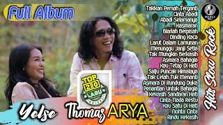 20 Album Top Hits Thomas ARYA Ft. YELSE Full Album Terpopuler - Lagu Slow Rock Baper Enak Didengar