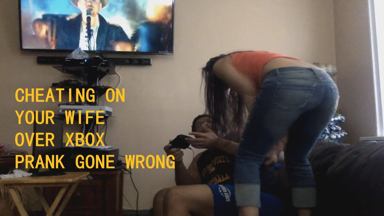 Cheating On My Ex Girlfriend Over Xbox Prank Gone Wrong Slap From Hell