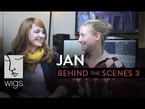 Jan  Behind the s:  Stealers  Featuring Caitlin Gerard & Laura Spencer  WIGS