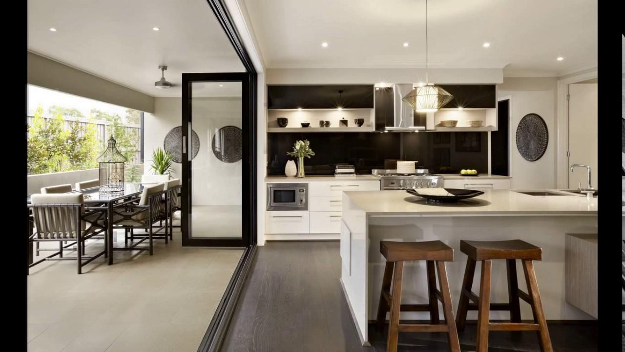 Kitchen Designs With Bifold Doors Youtube