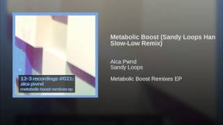 Metabolic Boost (Sandy Loops Han Slow-Low Remix)