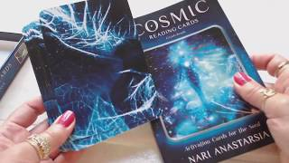 Traceyhd's Review Of The Cosmic Reading Cards