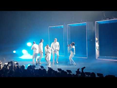 Larger than Life - Backstreet Boys - Las Vegas