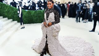 Most iconic 2021 Met Gala looks #shorts