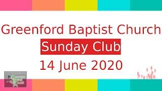 Sunday Club - 14 June 2020