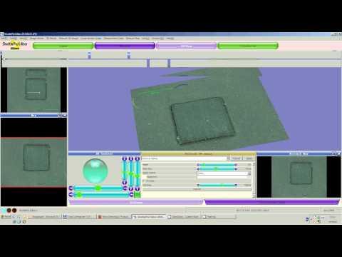 Демо ролик ShuttlePix editor