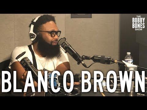"Blanco Brown Talks About Coming Up With ""The Git Up"""