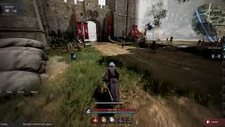 Black Desert Online - Playing the new PvP Shadow Arena with a Witch