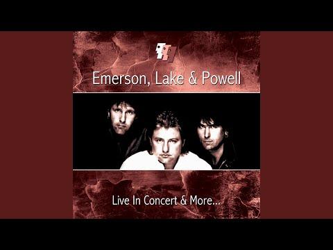 Medley- Karn Evil 9 (1st Impression) / America / Rondo (feat. Keith Emerson, Greg Lake, Cozy...