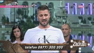 Zadruga 2, narod pita - Miljković žestoko opleo po Lepom Mići - 19.08.2019.