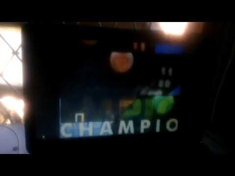 Promo Champion Metro TV (2003) Sponsor kratingdaeng