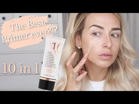 The Best Drugstore Primer 10 In 1 Catrice Tensational