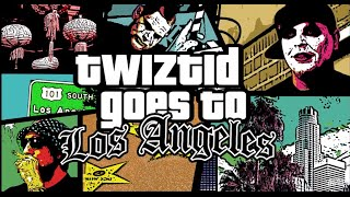 Twiztid Goes To Los Angeles Episode 3 - Twiztid Without Face Paint, Boogieman Shoot, Mishka LA