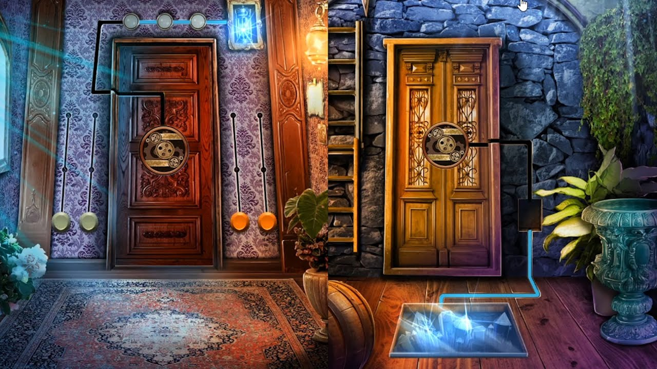 100 Doors Adventure Puzzle Level 41 42 43 44 45 46 47 48 49 50 Walkthrough Bearded Dads Games Youtube