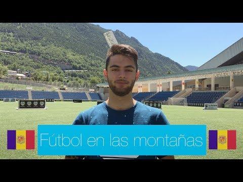 Así es ANDORRA, fútbol modesto en la élite | Rafael Escrig