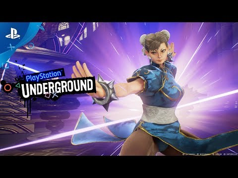 Marvel vs. Capcom: Infinite PS4 Gameplay | PlayStation Underground