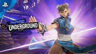 Marvel vs. Capcom: Infinite PS4 Gameplay | PlayStation Underground