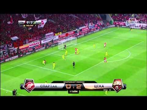 Спартак Москва -- ЦСКА Москва 1-2