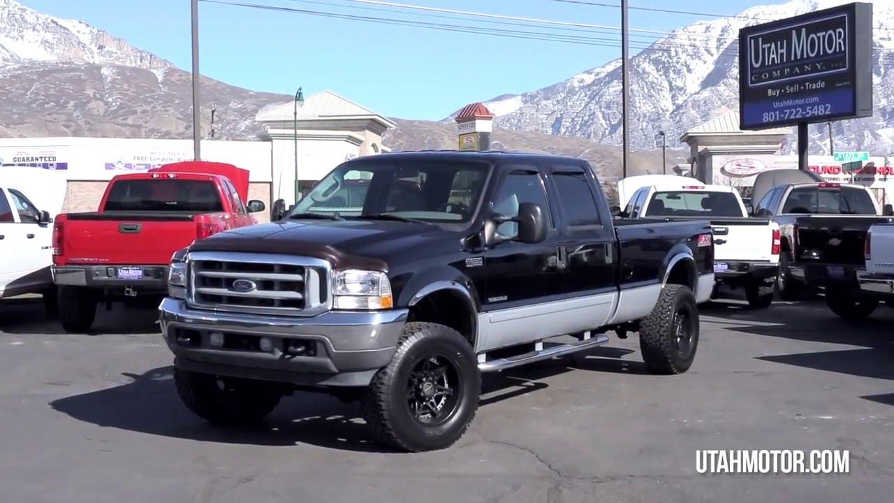 Ford 7.3 Diesel >> 2003 Ford F 350 Lariet 7 3l Power Stroke Turbo Diesel Utah Motor Company Llc 801 722 5482