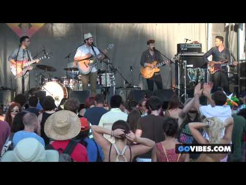 "Lord Huron performs ""Mighty"" at Gathering of the Vibes Music Festival 2013"