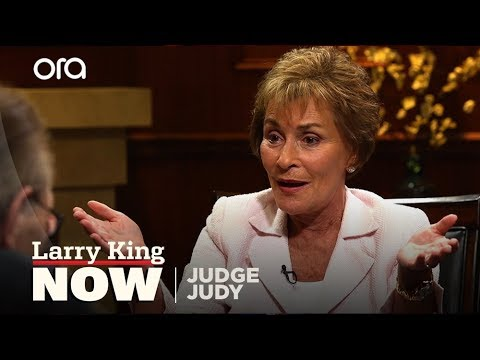 Judge Judy On Gun Control. Her Biggest Regret & Working 5 Days A Month