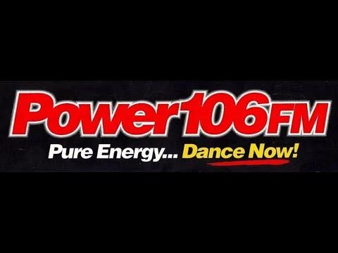 Power 106 (105.9 KPWR FM) #1 in Los Angeles - Feb 1987