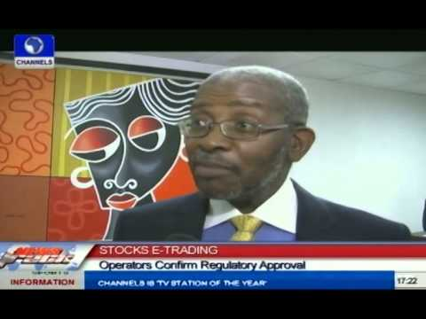 Stocks E Trading Operators Confirm Regulatory Approval