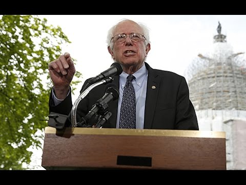 Sen. Bernie Sanders Announces 2016 Run For Presidency