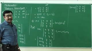 II PUC | Mathematics | Determinants-13