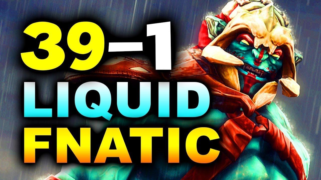 Liquid Vs Fnatic