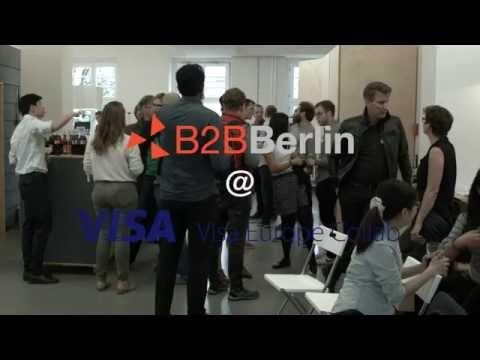 B2B Berlin @ VisaEuropeCollab - 26 May 2016
