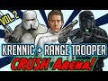 Director Krennic + Range Trooper Crush Arena vs. Palpatine! | Star Wars: Galaxy of Heroes