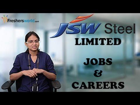 JSW  – Steel Ltd Recruitment Notification – JSW  trainee jobs, Exam dates & results