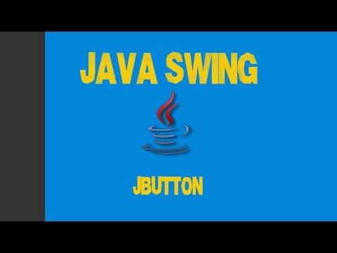 Tutorial 02 Java Swing - JButton
