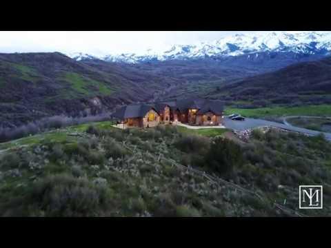 Find Your Mountain Top Paradise At 3633 Ridges Rd. Morgan, UT 84050