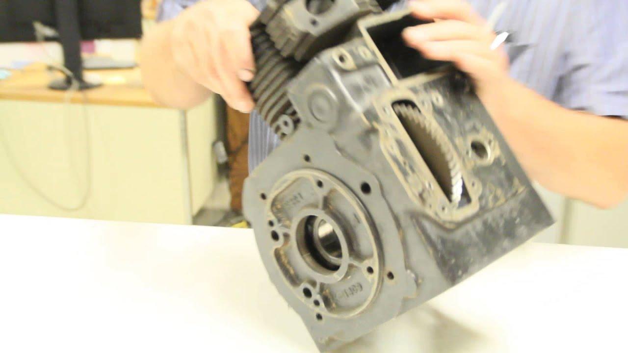 Identifying 1 Cylinder Kohler K-Series Engine Blocks