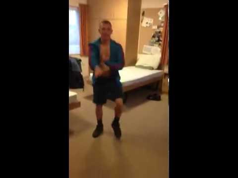 best dancer in the royal navy