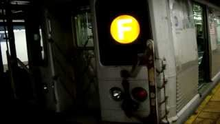MTA New York City Subway : Delancey Street [ IND 6th Avenue Line ]