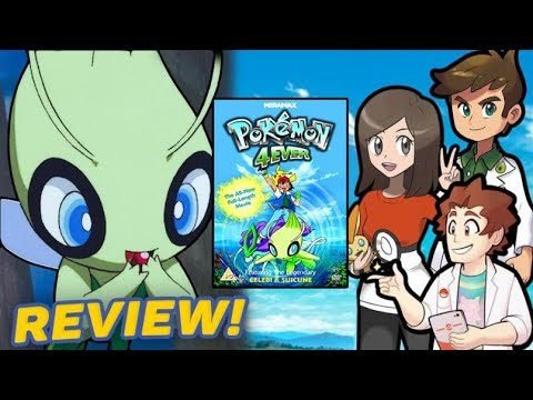 Pokemon 4ever Review Discussion Youtube