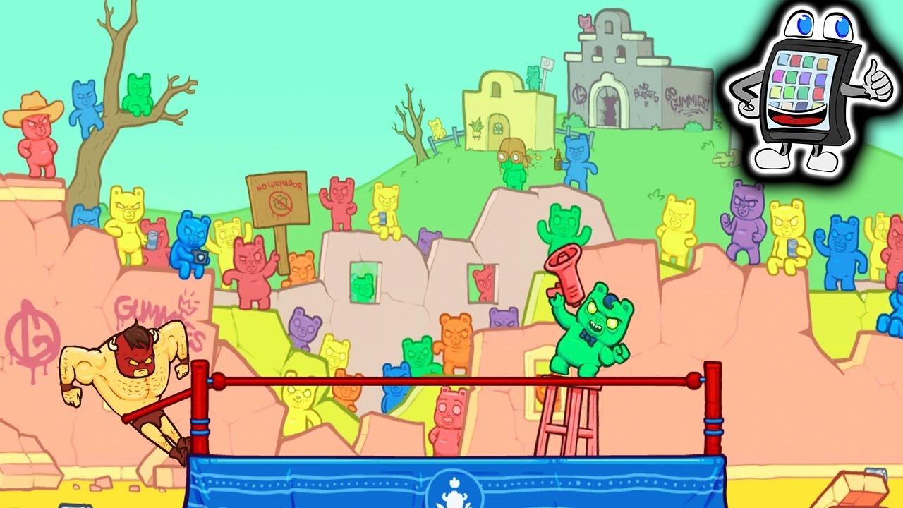 Spiele Mit Gummibären