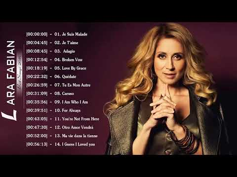 Lara Fabian Album Complet - Lara Fabian Best Of mp3 letöltés
