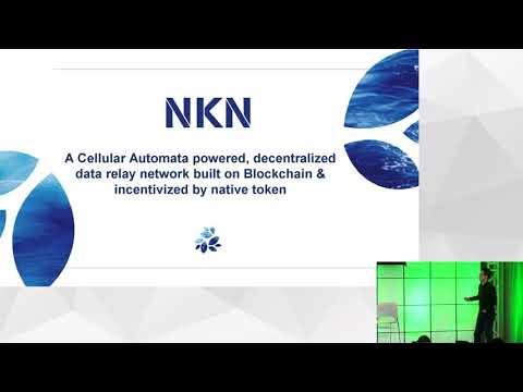 NKN at NEO DEVCON  Yanbo LiSanfrancisco